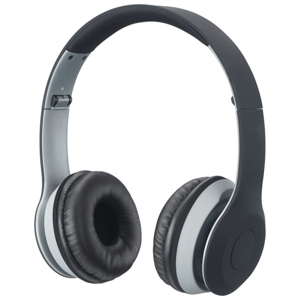 iLive IAHB38B Wireless Bluetooth Headphones, Black