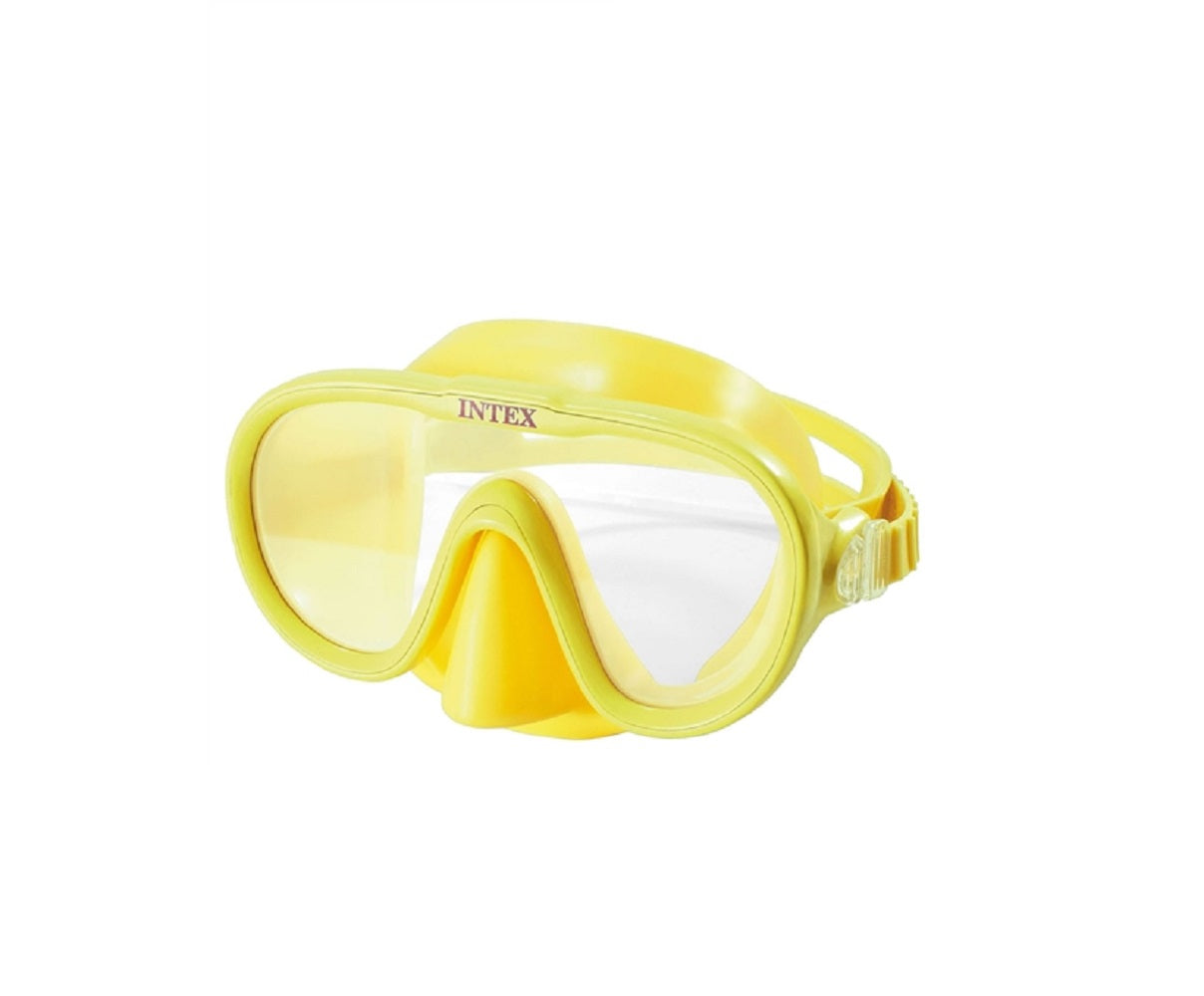Intex  55916E Sea Scan Swim Mask, Assorted color