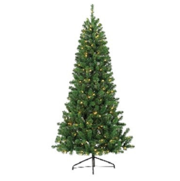 Puleo 329-CDF-70F5LDF3 Christmas Canadian Douglas Fir Tree, 7 Feet