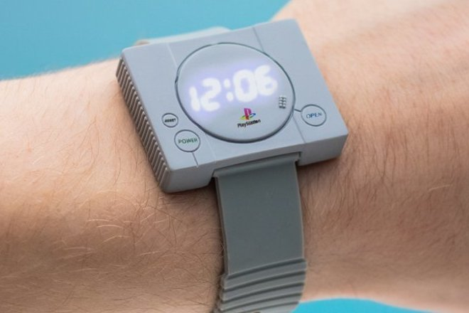 The New Sony Playstation Watch