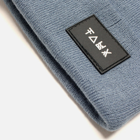 Friend or Faux | Men's Senjo Blue Beanie