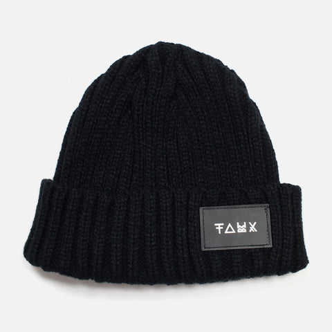 Friend or Faux | Men's Nasu Black Beanie