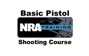 NRA Basic Pistol Course, Ladies Only, 04/18/2020