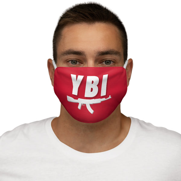 Jay Leon - Snug-Fit Polyester Face Mask