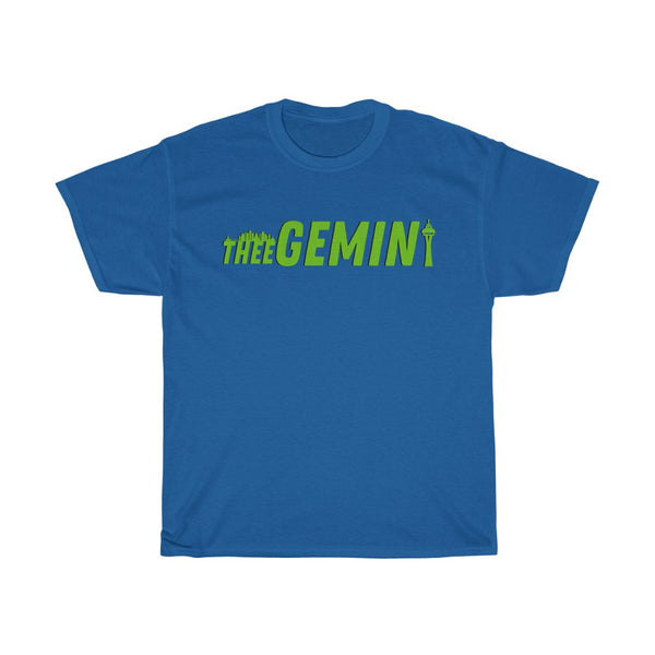 Thee Official Gemini - Unisex Heavy Cotton Tee