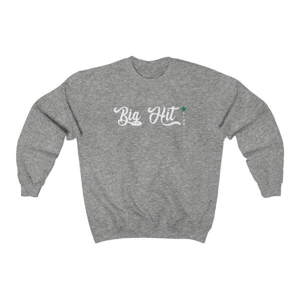 Big Hit Club - Unisex Heavy Blend™ Crewneck Sweatshirt