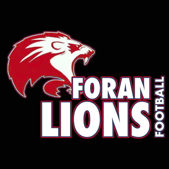 Foran Lions Football Mobile App