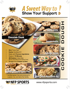 Norwalk Bears Volleyball Cookie Dough Online Pay
