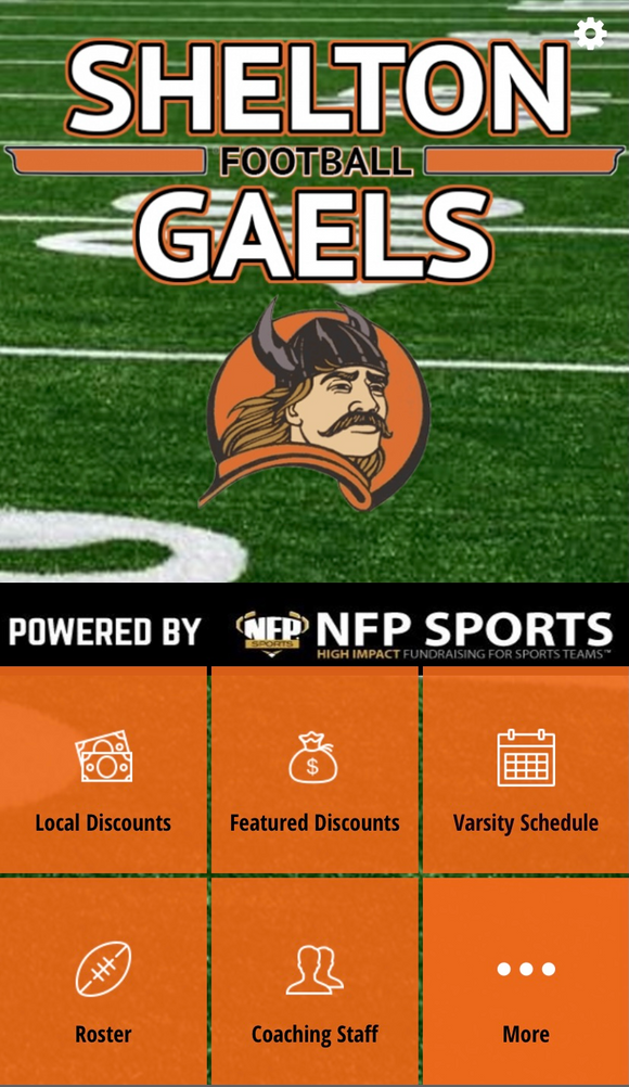 Shelton Gaels Football Mobile App