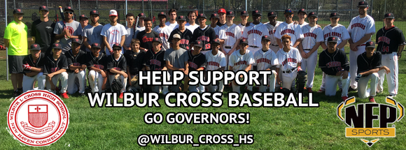 Wilbur Cross Governors Baseball Moe's Southwest Grill VIP Card