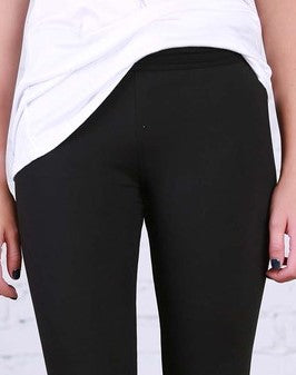 Soft Capri Leggings