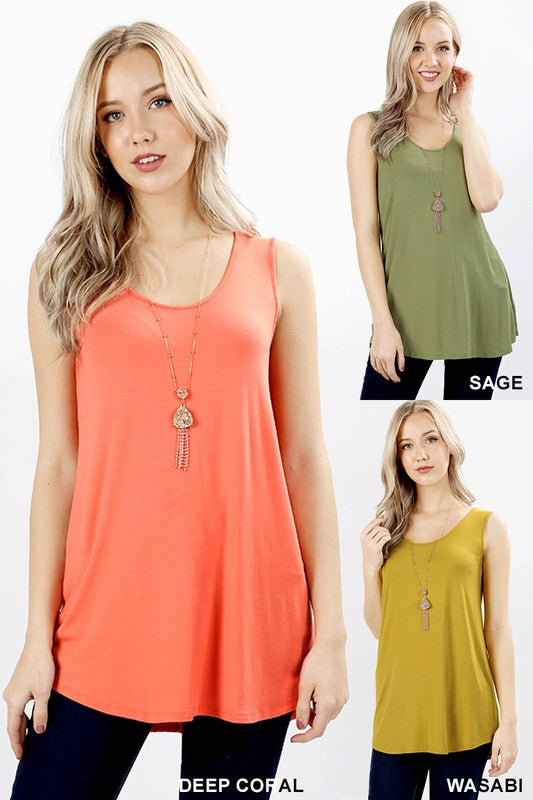 Premium Sleeveless Top