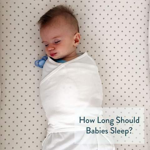 How Long Should Your Baby Sleep?