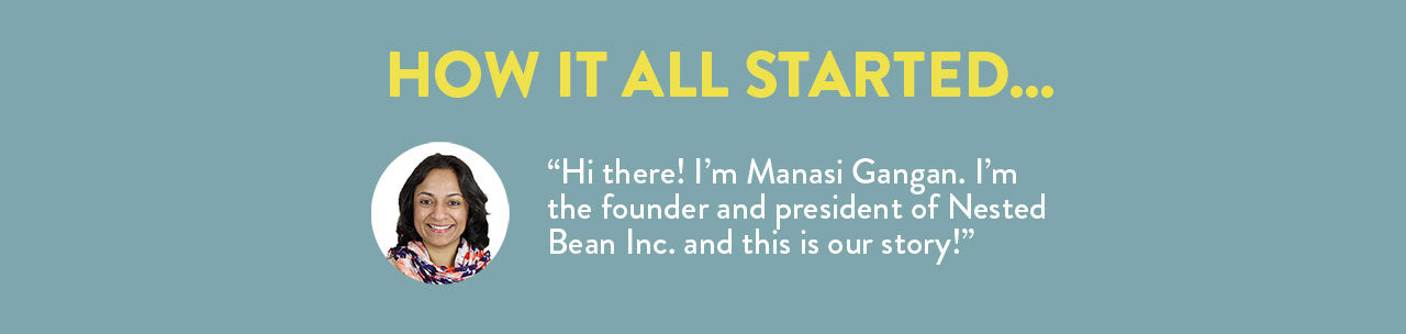 Manasi Gangan - Nested Bean - How it all started