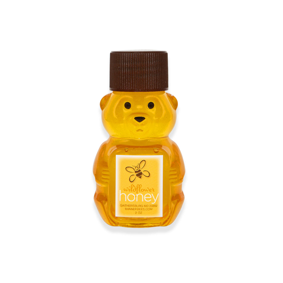Mini Honey Bear - Banner Bees
