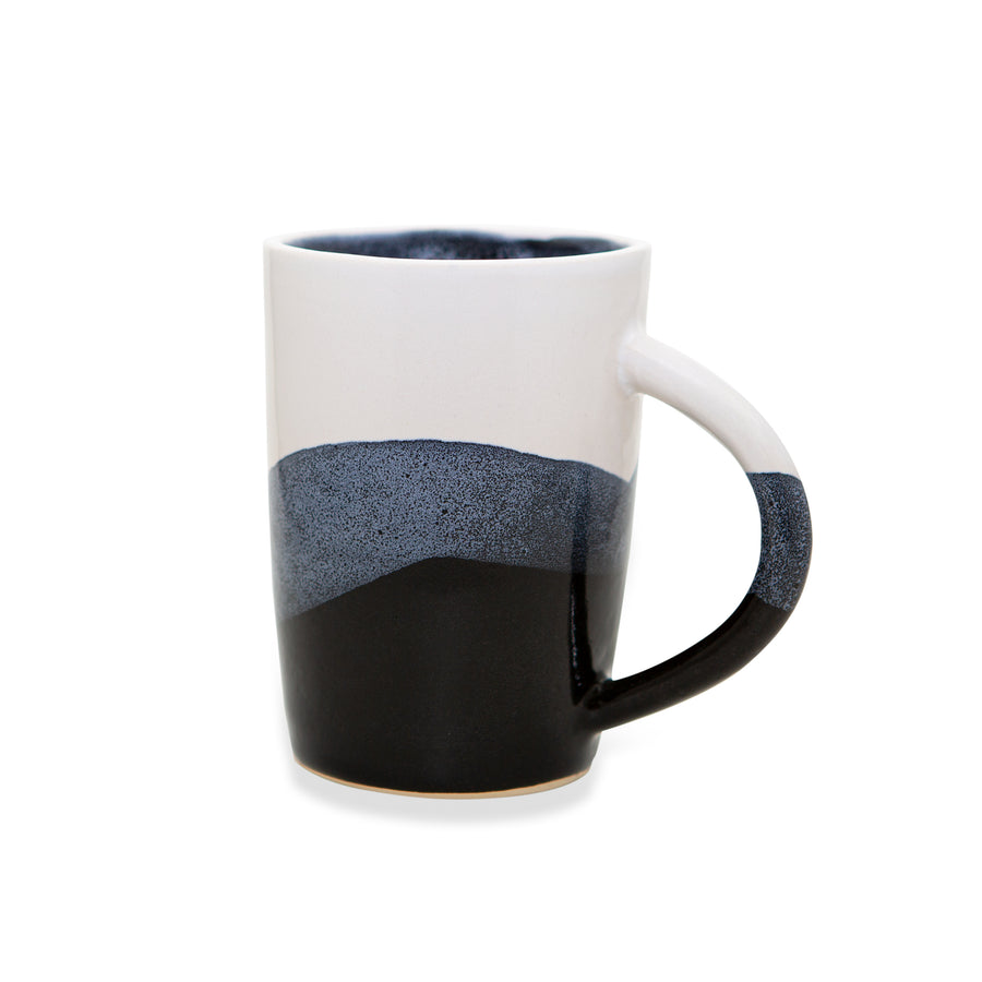 Landscape Design Mug- Black