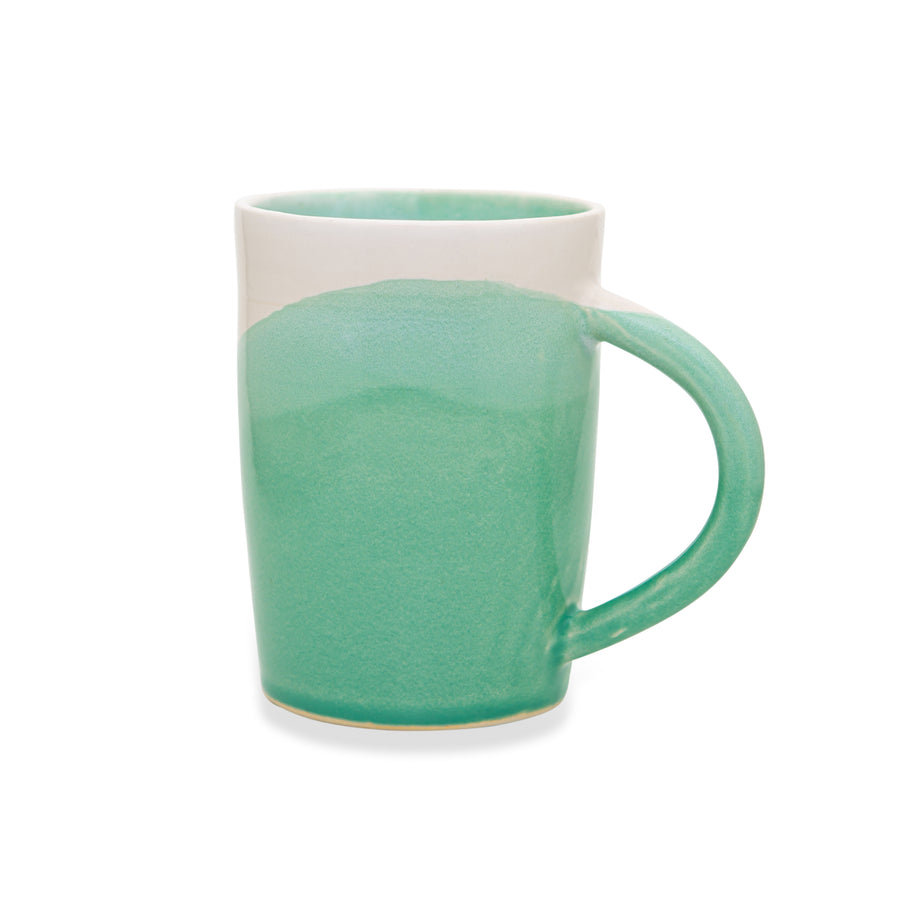 Landscape Design Mug- Light Green