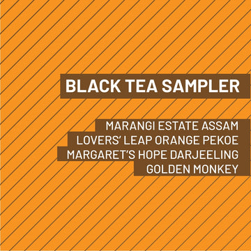 Black Tea Sampler - Traditional