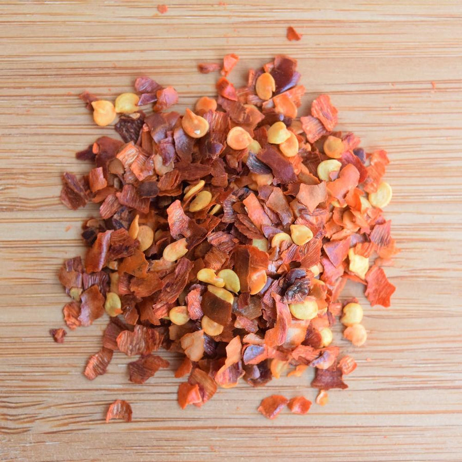 CRUSHED RED PEPPER - (Extra Hot)