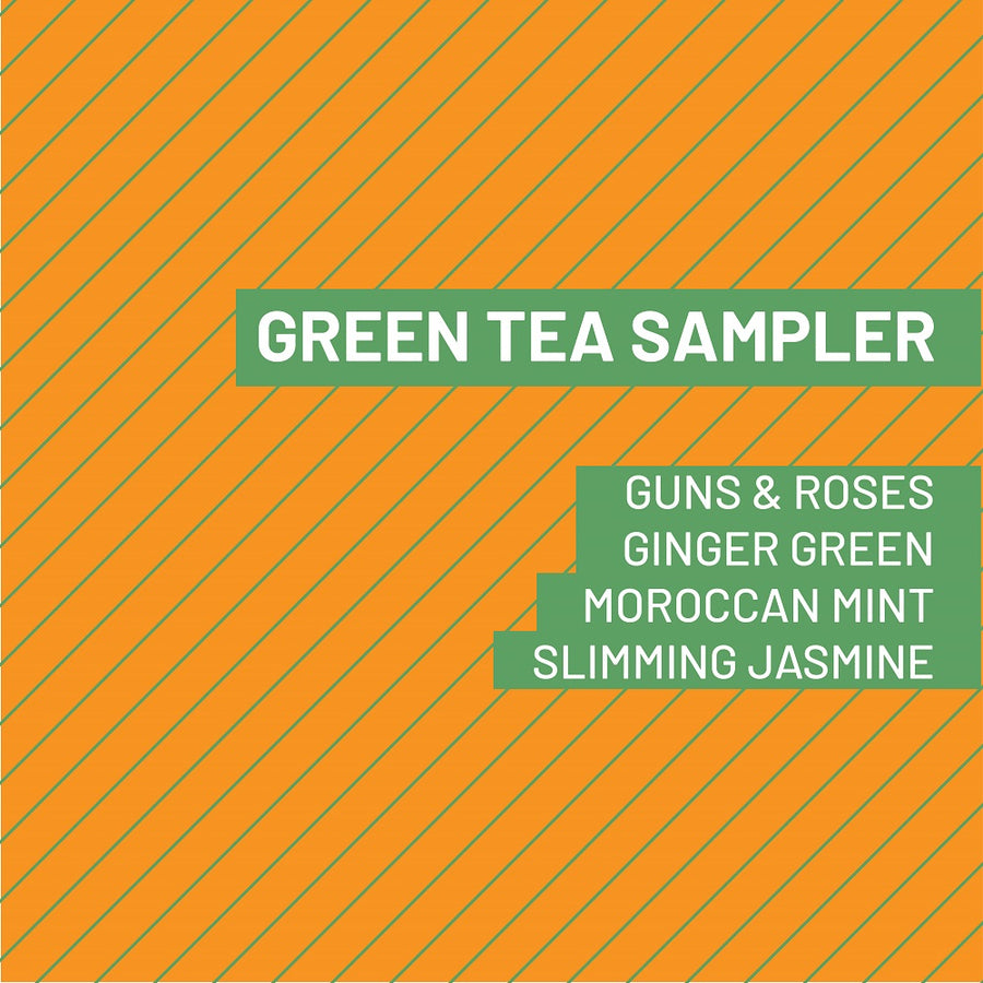 Green Tea Blends Sampler