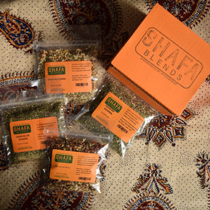 Essential Spice Blends Gift Box