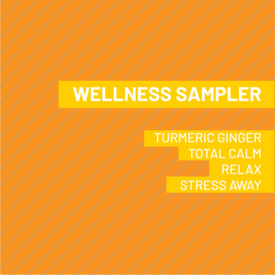 Wellness Herbal Sampler
