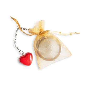 Tea Ball Infuser - Heart