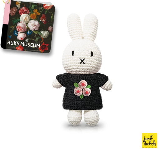 miffy handmade and her rijksmuseum dress