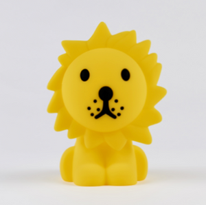 Lion First Light lamp