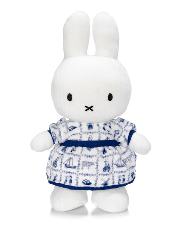 Miffy with Delft Blue Dress