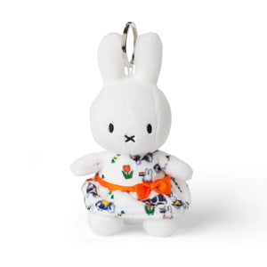 Miffy Holland Dress Keychain