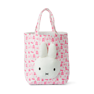 Miffy Pink Dress Shopping Bag