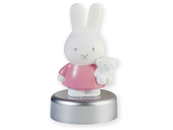 Miffy Touchlight Pink