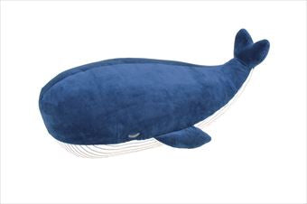 Marshmallow Pillow (large) Whale