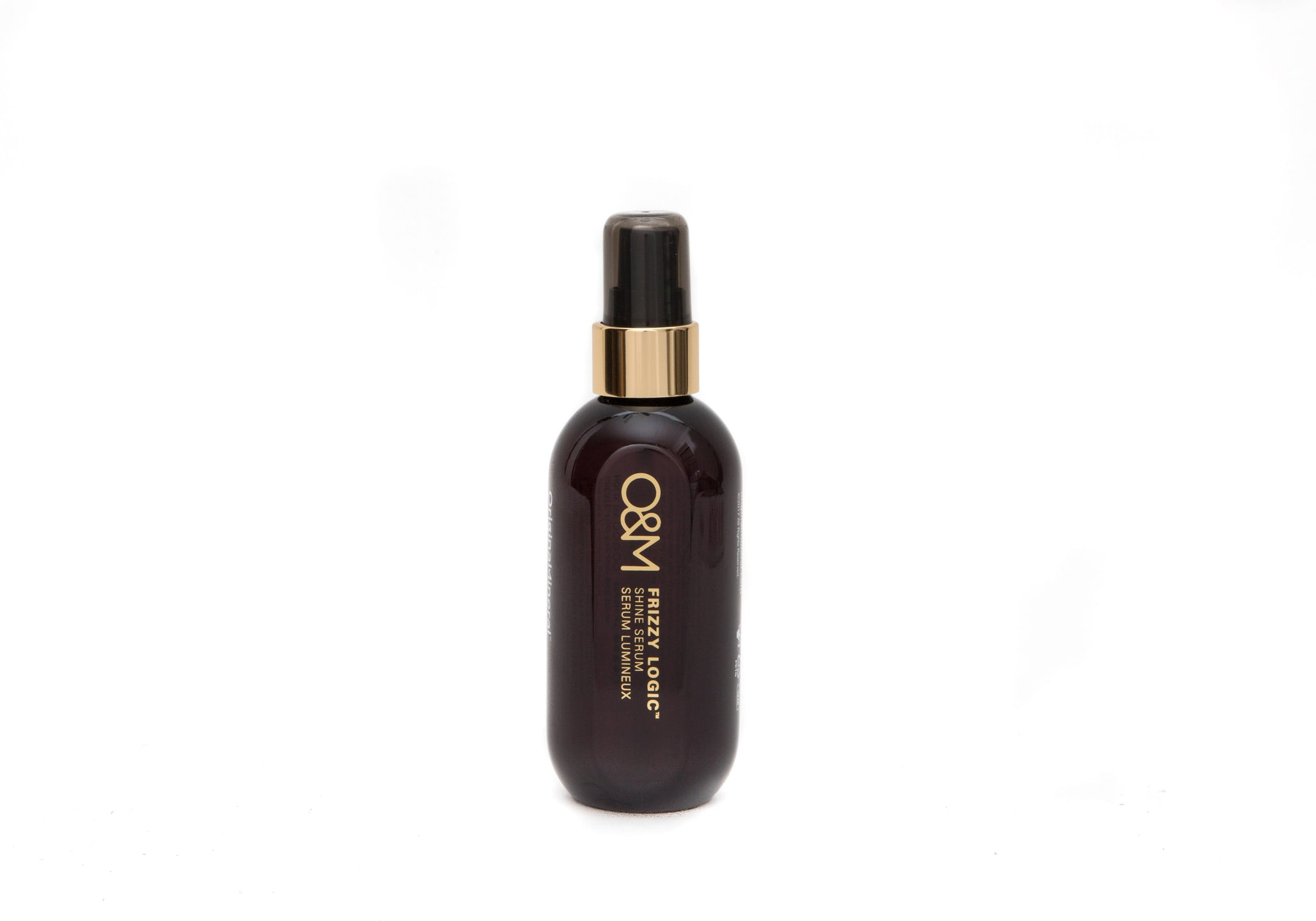 O&M Frizzy Logic Shine Serum - 100ml