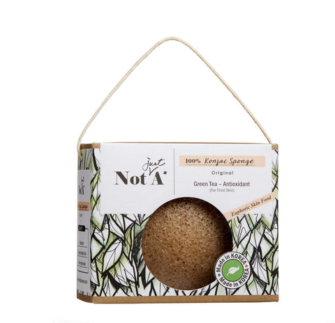 Green Tea - Konjac Face Sponge
