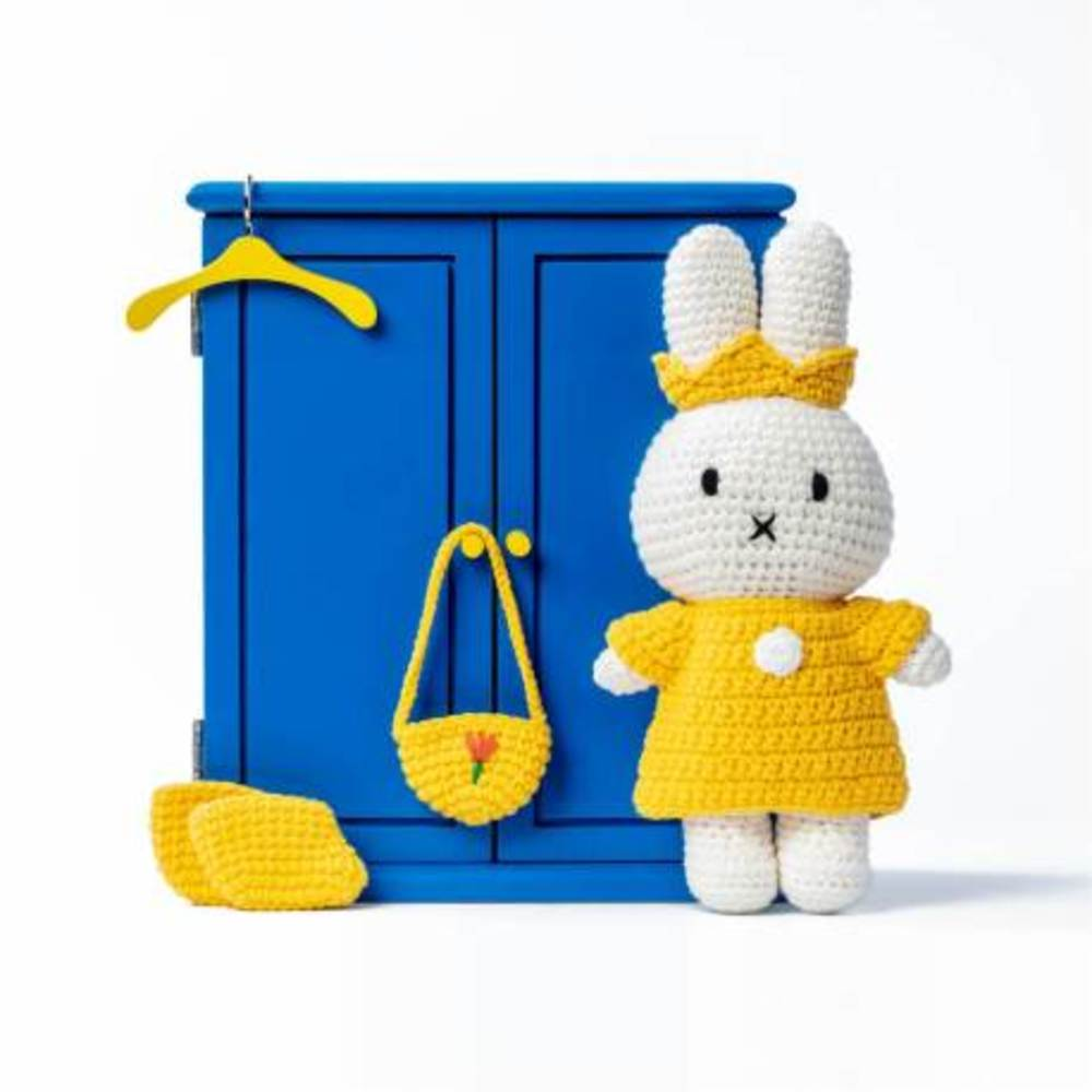Wardrobe for miffy, melanie and boris handmade