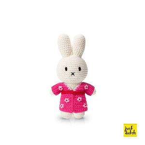 miffy handmade and her kimono (65th anniversary special edition)