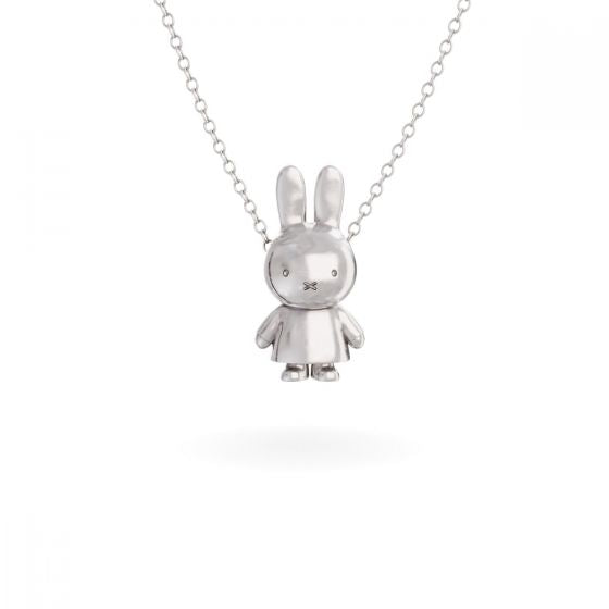MIFFY - STERLING SILVER BODY NECKLACE