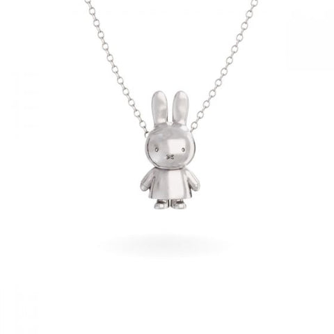預購(九月底到貨)MIFFY - STERLING SILVER BODY NECKLACE