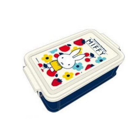 Miffy Container Lunch Box Fruit