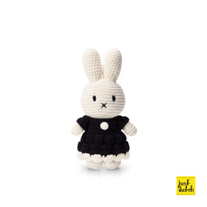 miffy handmade and her black dress
