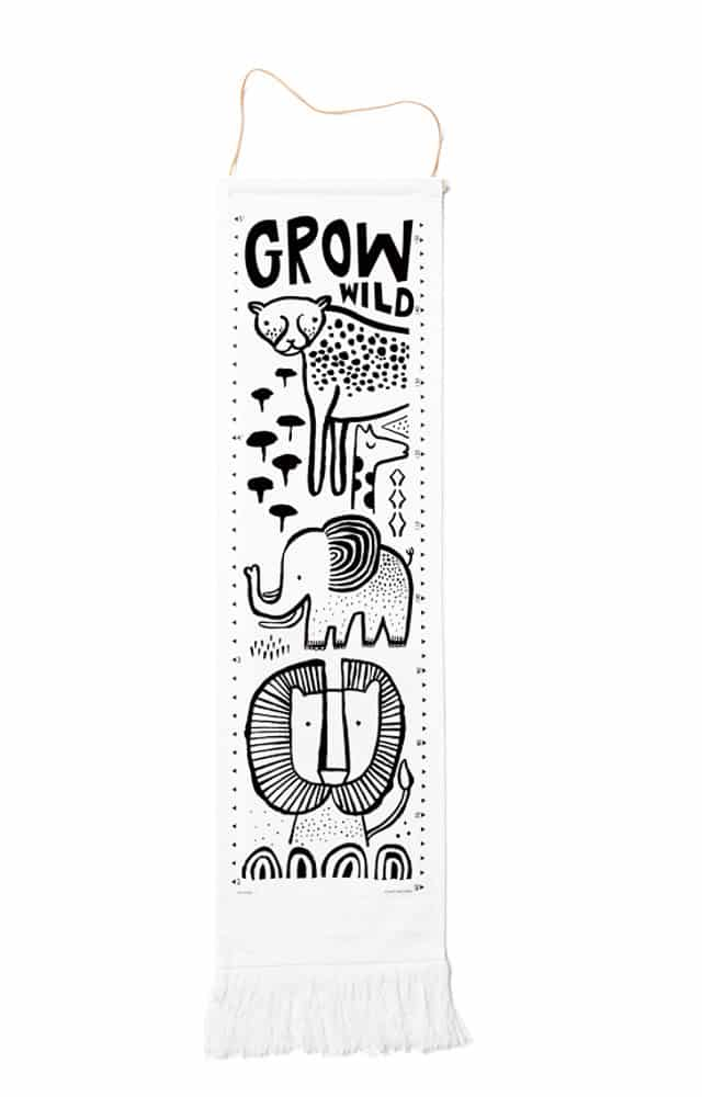 Canvas Growth Chart - Safari
