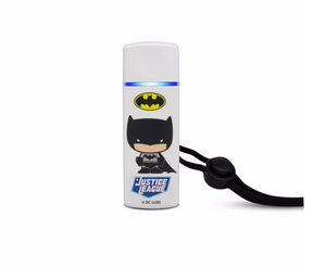 Justice League Ridaz Portable Ionizer Air Purifier, Batman Edition
