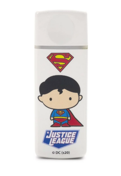 Justice League Ridaz Portable Ionizer Air Purifer, Superman Edition