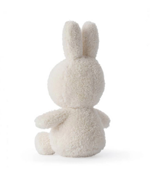 Miffy Sitting Terry Soft Toy Cream
