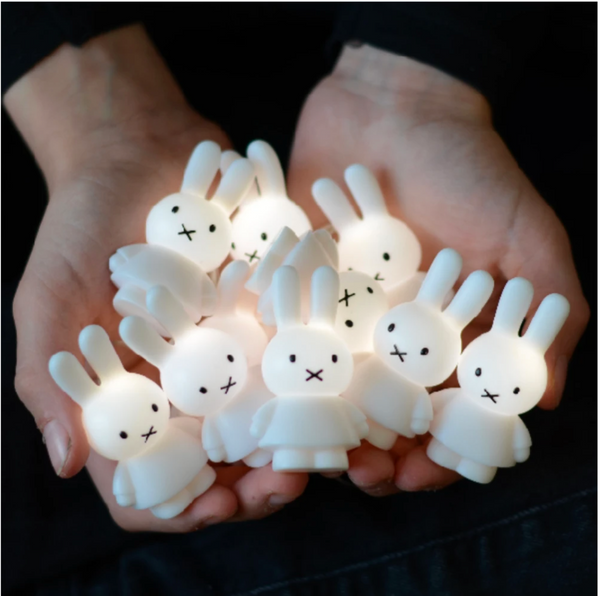 Miffy Stringlights white