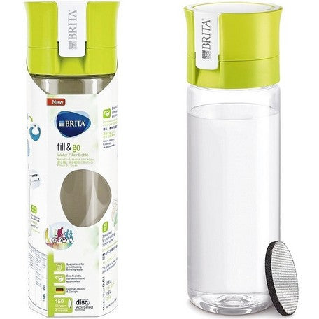 Brita Fill & Serve Water Purification Function Lime