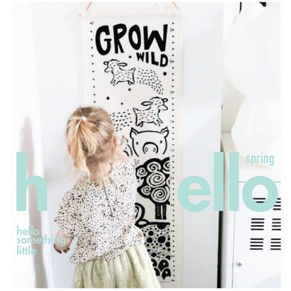 Canvas Growth Chart – Farm