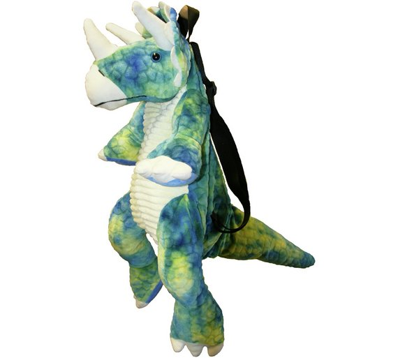 Real Dinosaur Backpack